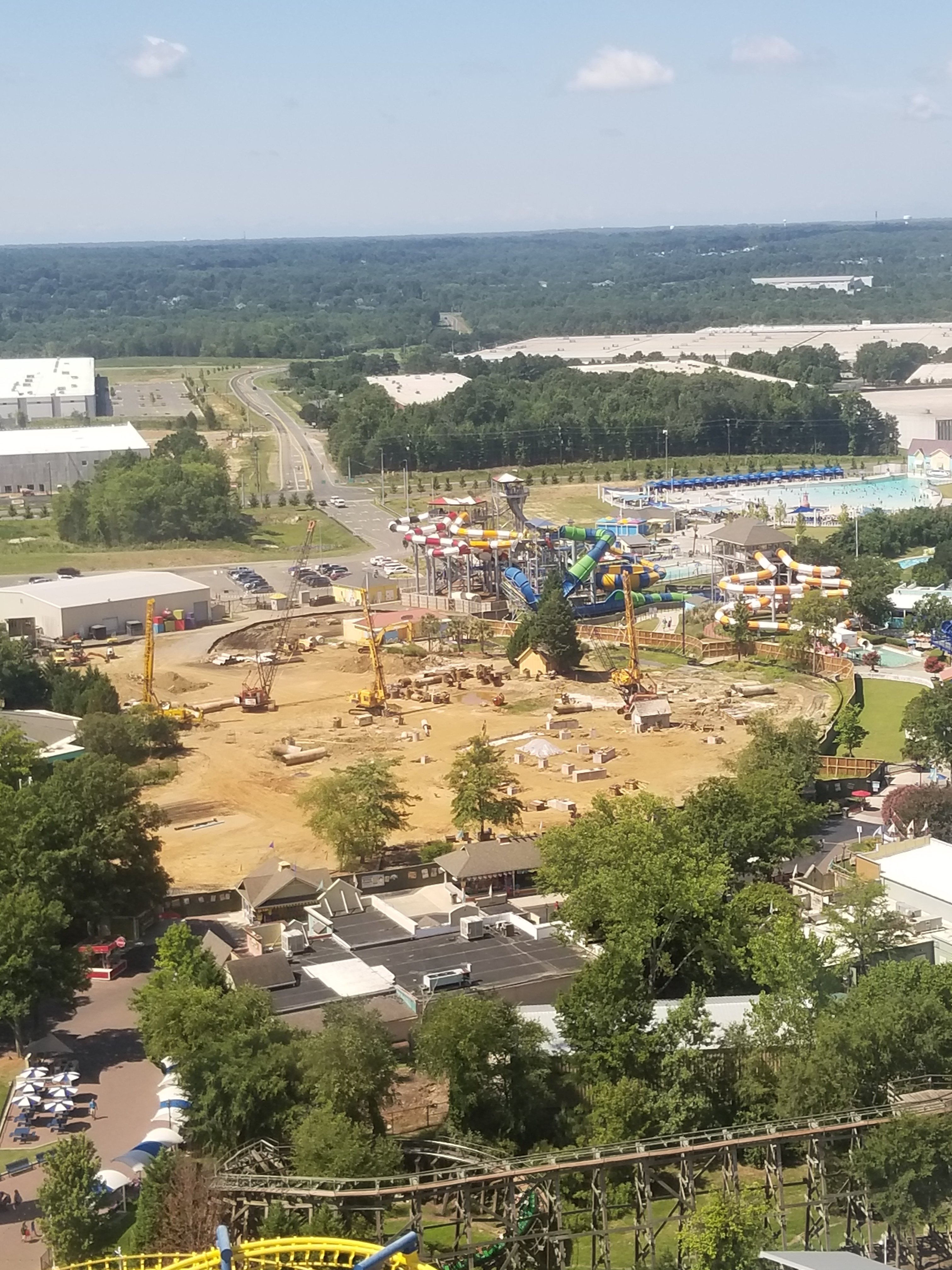 Carowinds - Page 2 - Other Amusement Parks & Industry News - Kings