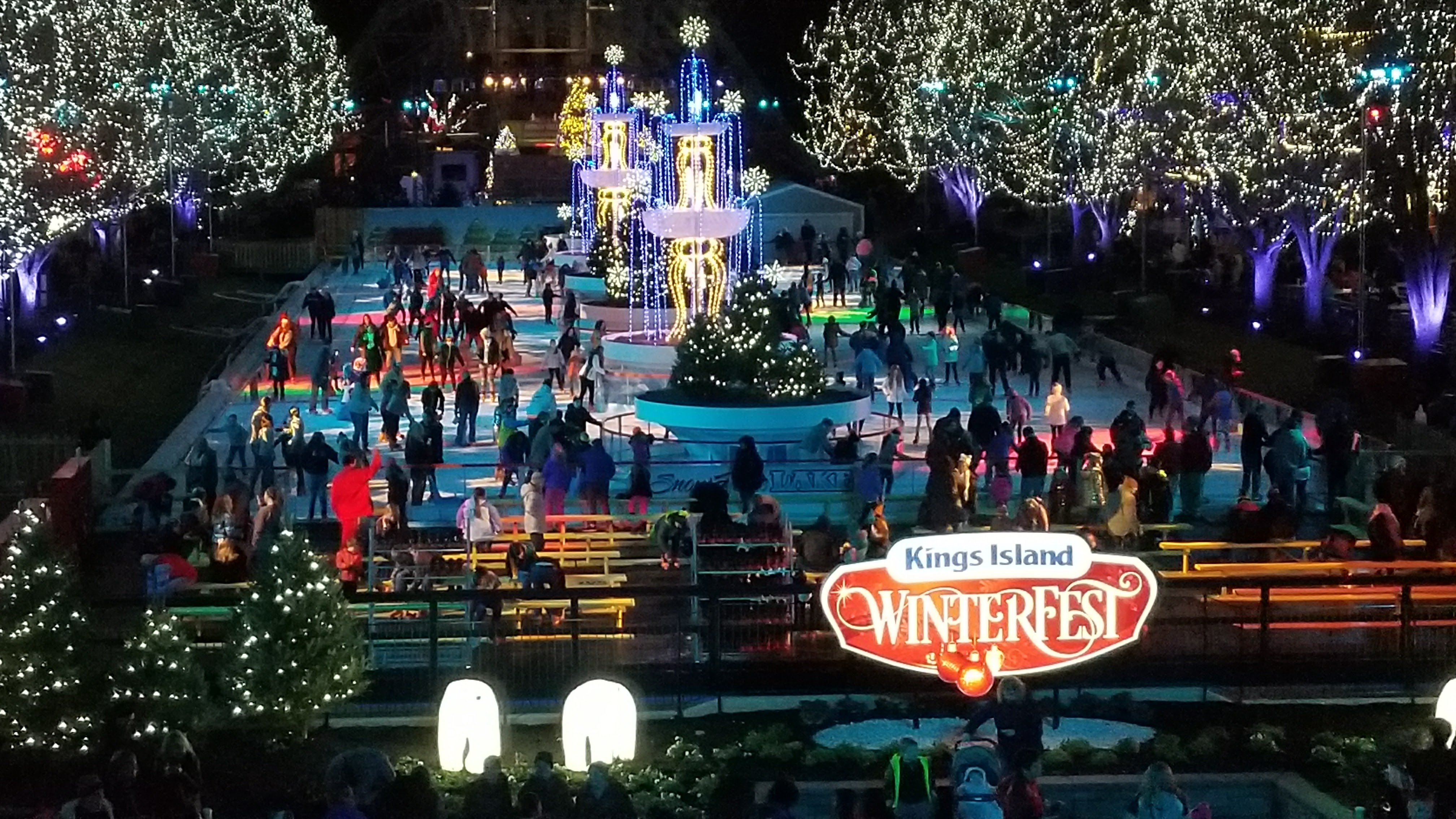 Kings Island Nominated for Favorite Holiday Park - Kings Island ...