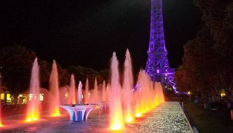 Like if you enjoy the fountains after fireworks @kingsislandpr #KICentral
