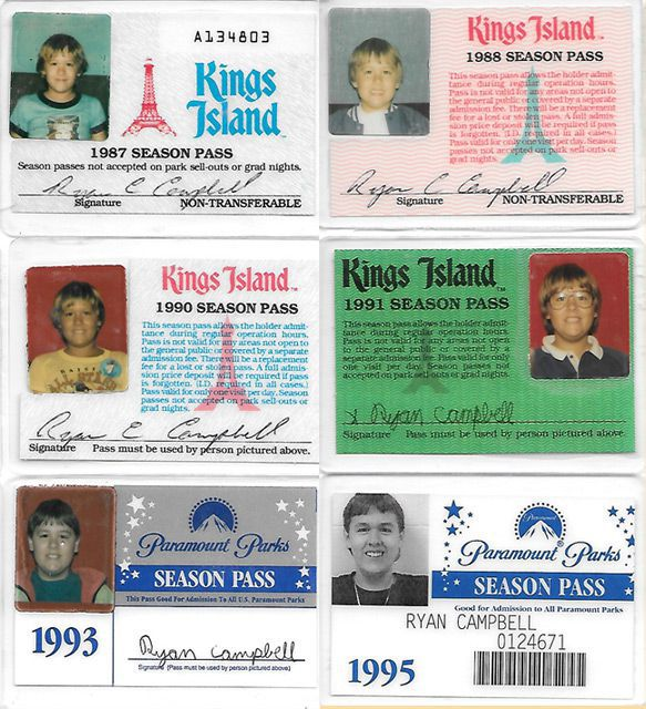 How Much Are Season Passes To Kings Island
